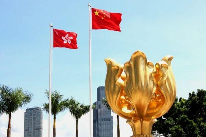 """ABD'nin Hong Kong'da kaos yaratma planı suya düşecek"""