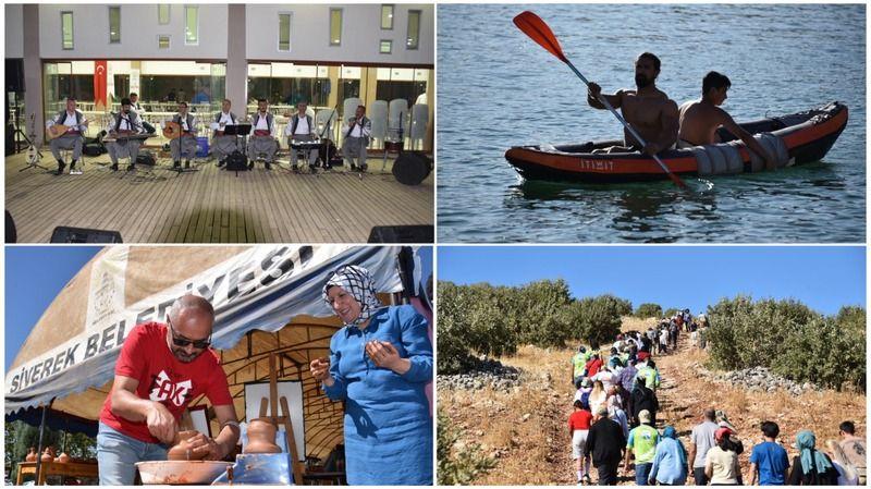 Takoran Geleneksel Kültür ve Doğa Etkinlikleri 2'inci gününde sürüyor