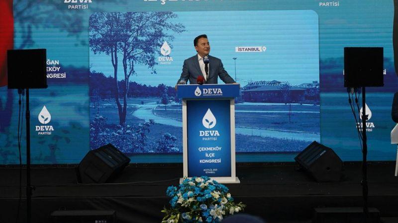 Ali Babacan:'AK Parti, mazlumların ahını alan bir iktidar oldu'