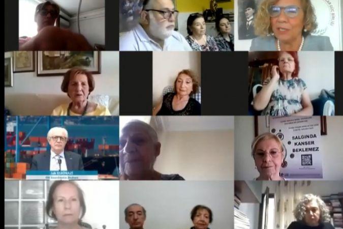 Tülay Aktaş İzmir'in Gönüllüleri Ödülleri'nin ikisi ihracatın duayenlerinin oldu