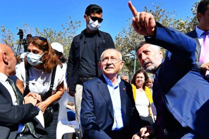 """Kılıçdaroğlu: """"Hakkınızı aradığınız sürece yanınızda olacağız"""""""