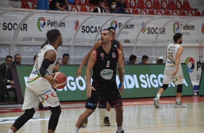Aliağa Petkim Spor 59 – 92 Pınar Karşıyaka