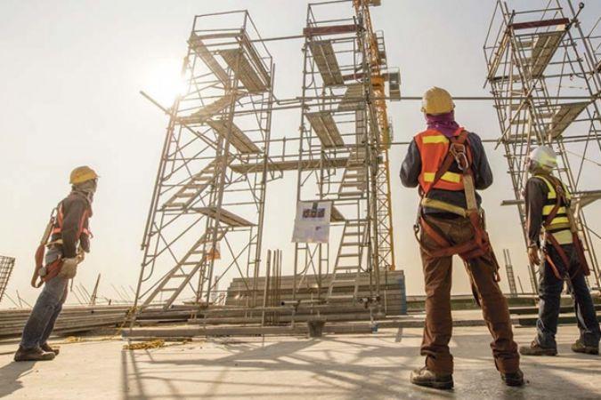İnşaat sektöründen 300 bin kişi Workindo'da