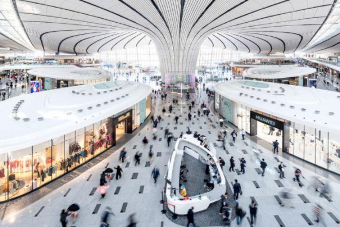 Beijing'in yeni havalimanı Daxing, 39 milyon yolcu sayısına ulaştı
