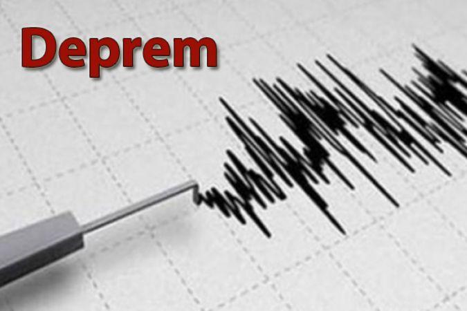 Yunanistan'da deprem