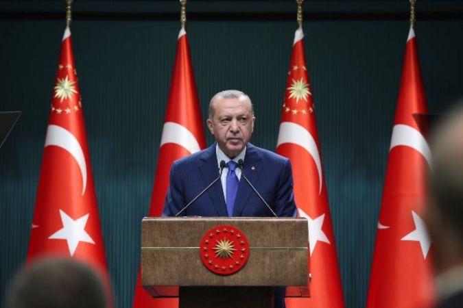 Cumhurbaşkanı Erdoğan, 24. Dönem Hakim ve Cumhuriyet Savcıları Kura Töreni'ne katıldı