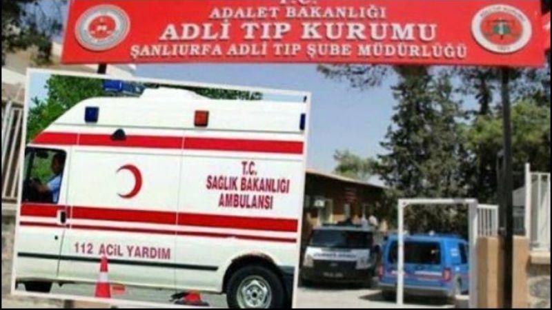 Şanlıurfa'da 30 yaşındaki genç intihar etti !
