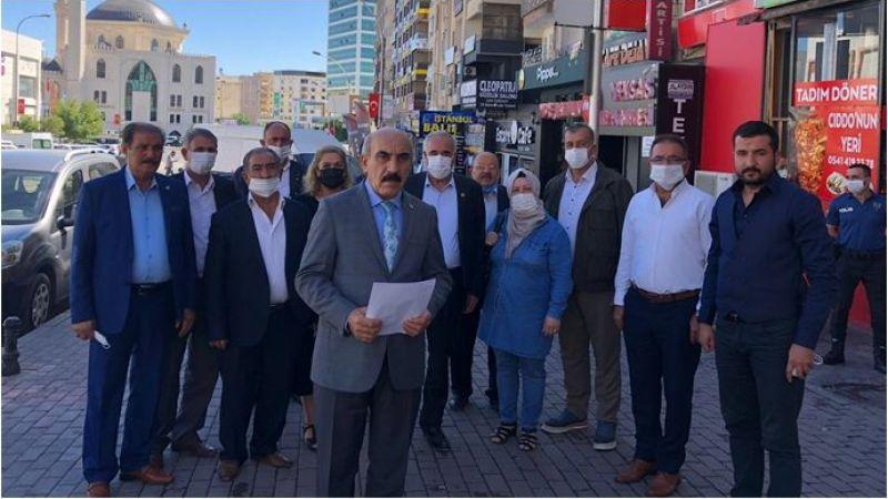 CHP'den Eşzamanlı Ortak Basın Açıklaması