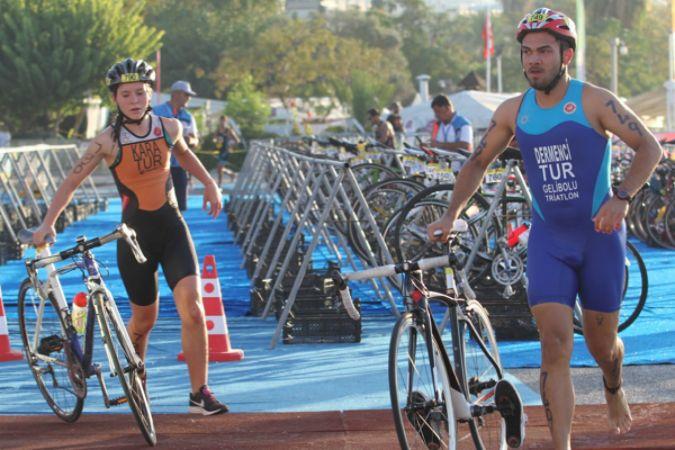 Alanya Türkiye Kupası ve 30. Yıl Nostalji Triatlonu 1-3 Ekim tarihleri arasında yapılacak