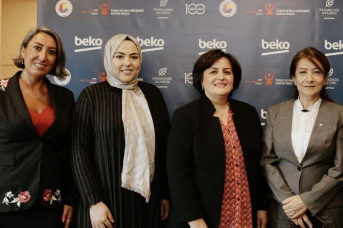 TOBB ve Beko girişimci kadınların yanında olmayı sürdürüyor