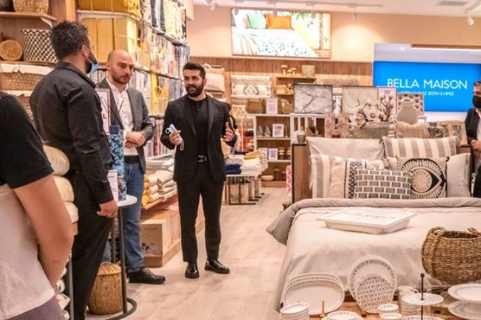 Bella Maison 17. mağazasını Ankara'da Cepa AVM'de açtı