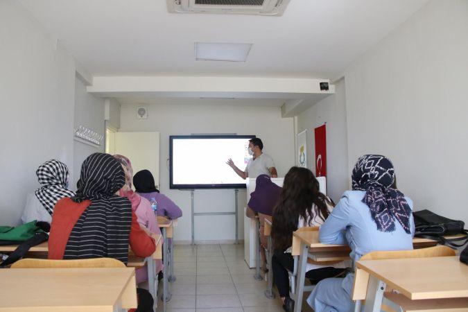 Haliliye Belediyesinden öğrencilere üniversite hazırlık kursu
