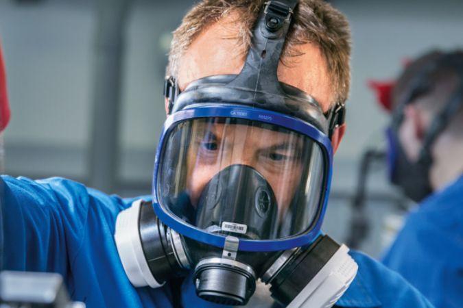 Sanayide çalışanlar için güvenli solunum ortamı hayati önem taşıyor