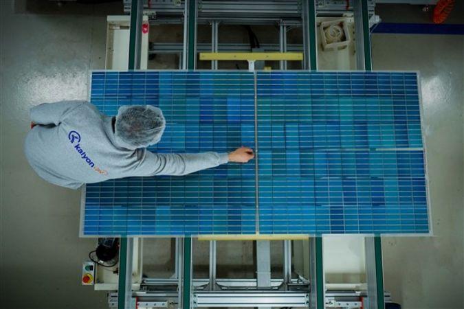 Kalyon PV, Bilişim Vadisi'ne enerji olacak
