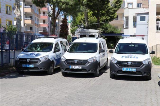 Medcem Çimento, Emniyet Müdürlüğü'ne 3 adet araç bağışladı