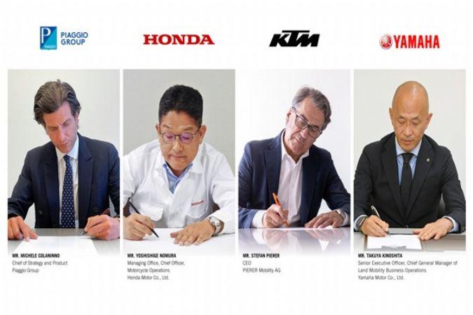 Piaggio Group'tan sürdürülebilir elektrikli mobilitenin geleceği için önemli adım