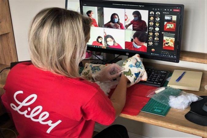 Lilly İlaç Gönüllüleri, GETEM ve KAÇUV ile yaptığı çalışmalarla hayata dokunmaya devam ediyor