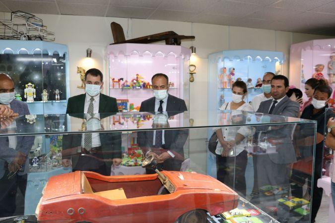 Başkan Baydilli,Türizmcilere Karaköprü'yü Tanıttı