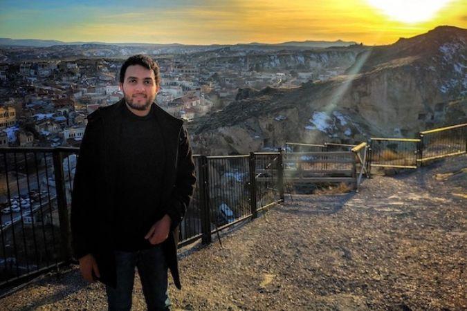Türk asıllı Mısırlı genç, ülkemizi dünyaya tanıtan site kurdu