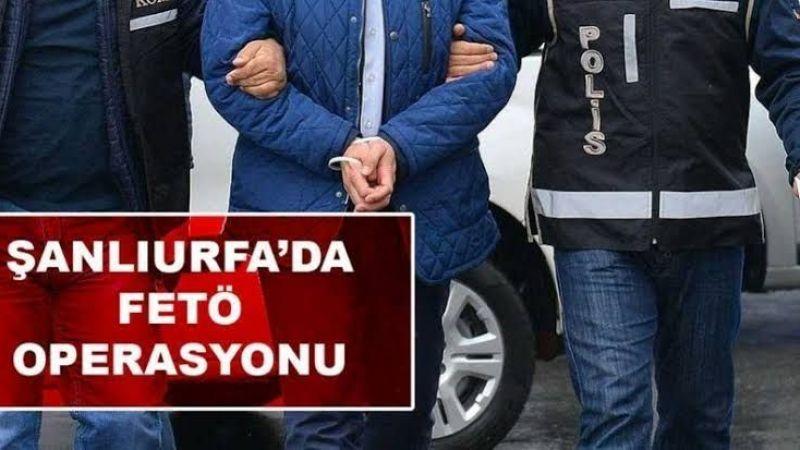 8 İlde FETÖ operasyonu! Şanlıurf'da var :23 Tutuklama