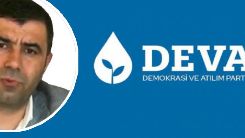 DEVA Partili Şirin, Siverek  kırsal mahalle yollarını eleştirdi
