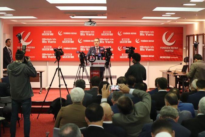 Erbakan'dan 'tanzim market' tepkisi: '1000 marketin zararı yine milletin sırtına kalacak'