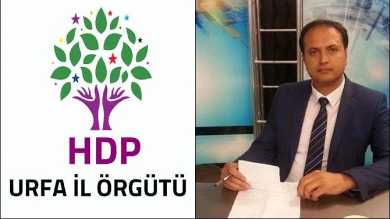 Suruç HDP İlçe Eşbaşkanı Tutuklandı