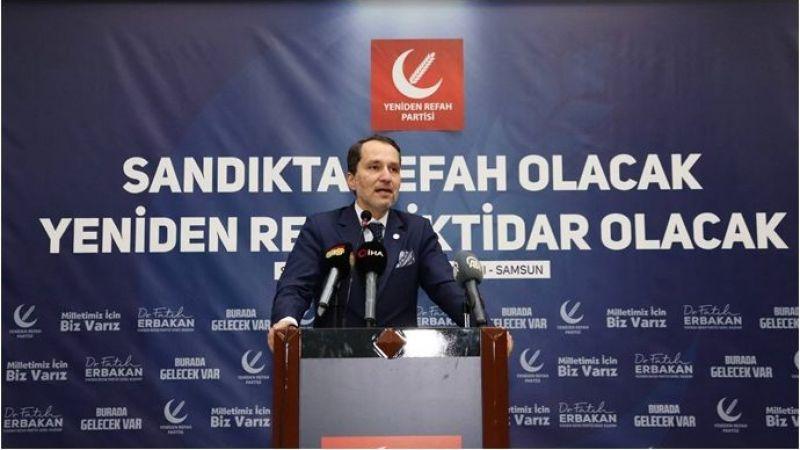 Fatih Erbakan: Asıl mesele sistem değil zihniyet meselesi