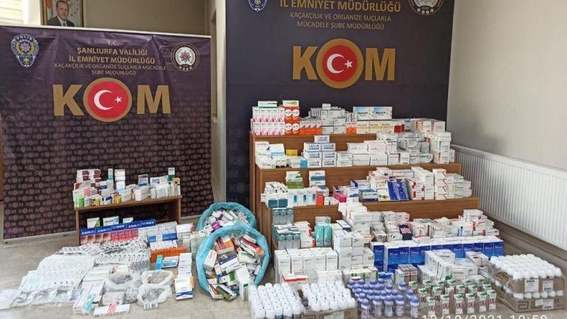 Şanlıurfa'da Milyonluk  rapor ve reçete vurgunu: 7 gözaltı