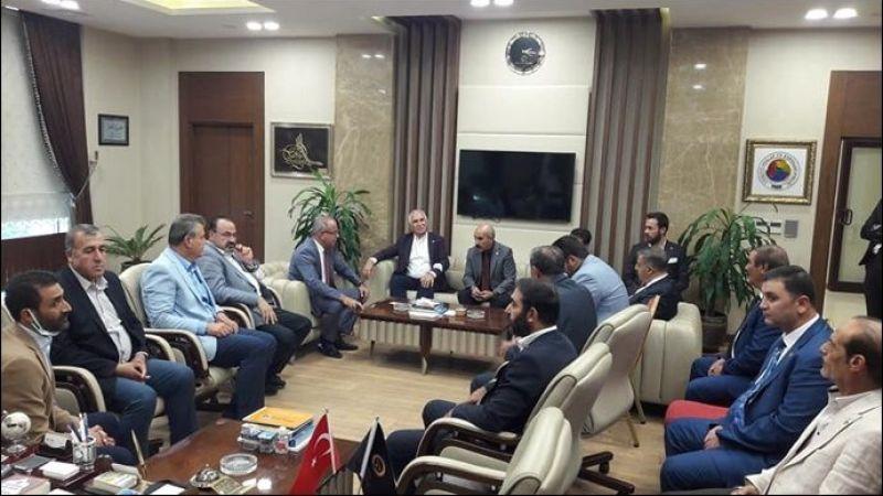 Cumhuriyet Halk Partili 7 Milletvekili Şanlıurfa'ya Geldi