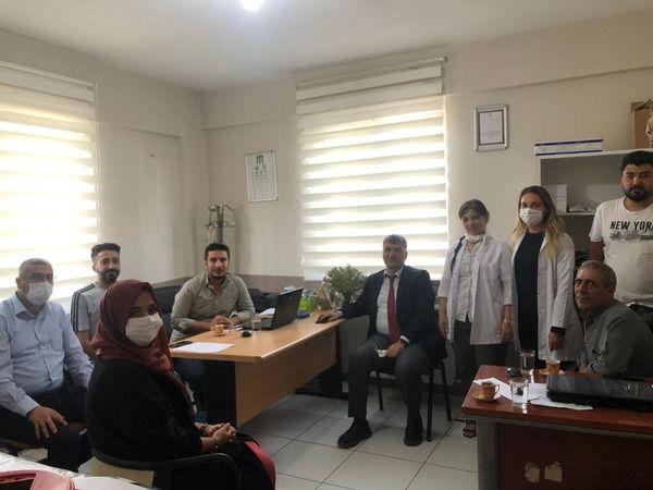 Şanlıurfa Sağlık Müdürü Gülüm, Sağlıkta Şiddet Olaylarını Kınadı