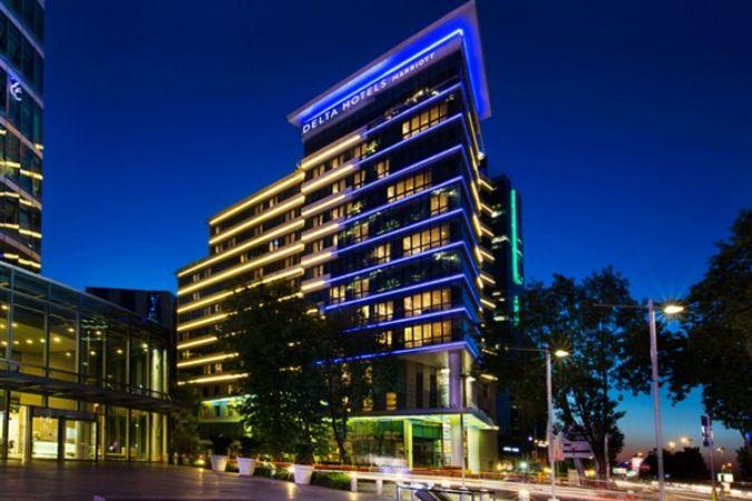 Delta Hotels By Marriott Levent lokasyonu premium olan bir kent otelidir