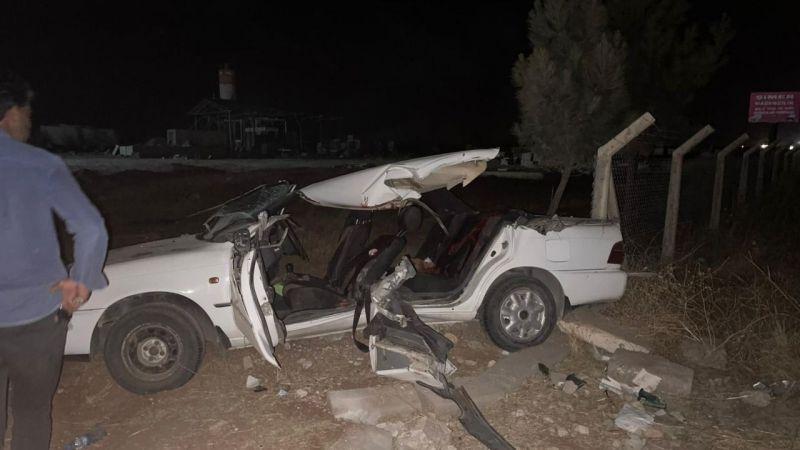Suruç'ta Trafik Kazası 2 ölü 6 yaralı (Güncellendi)