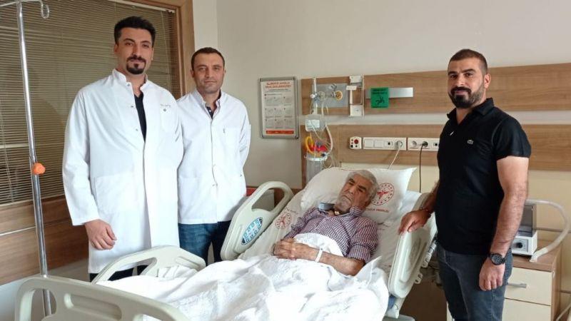 Şanlıurfa Mehmet Akif İnan Hastanesi'nde Bir İlk Daha