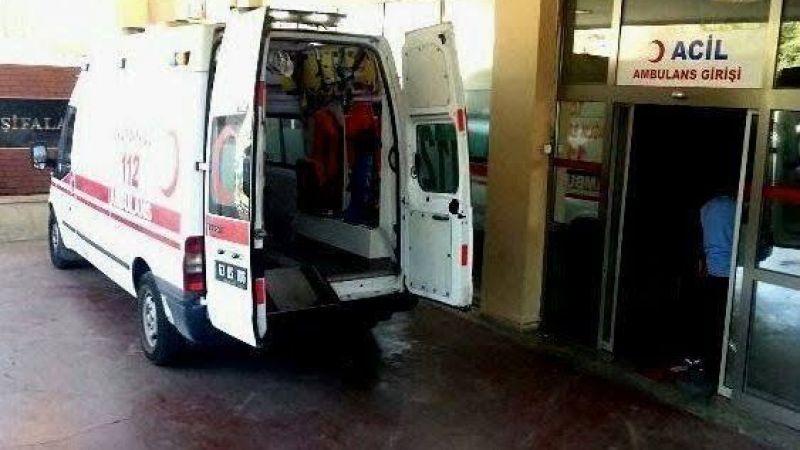 Şanlıurfa'da Otomobil Tıra Çarptı:1 ölü,1 yaralı