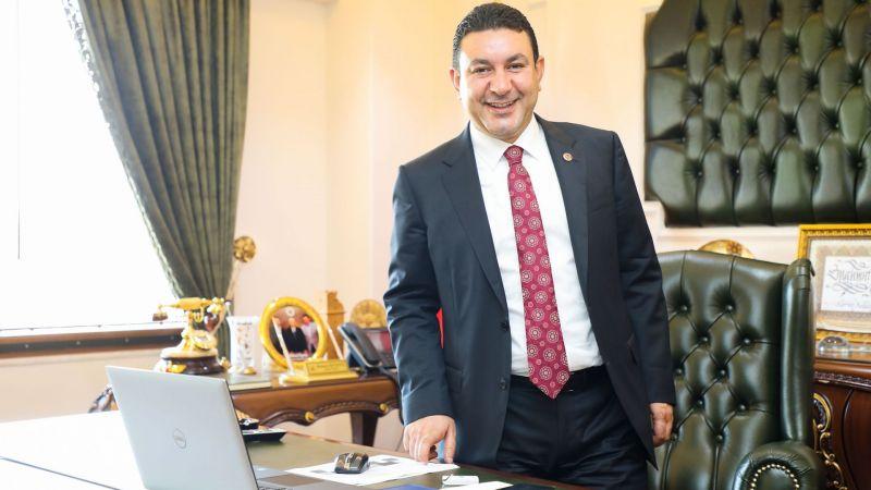 """Başkan Özyavuz: Harran'ımıza hizmet yolunda hedef Kızıl Elma"""""""