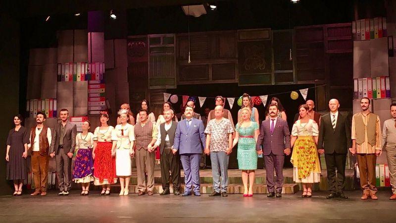Bursa'da tiyatro sezonu açıldı