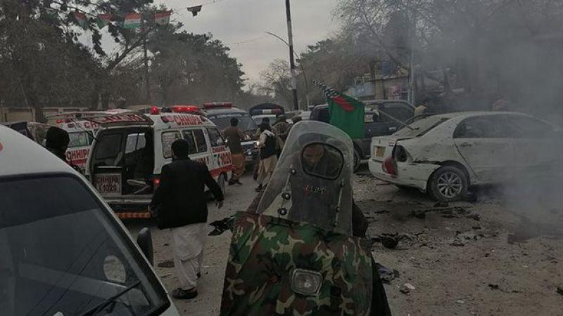 Gösteri Sırasında Patlama! 8 Kişi Öldü