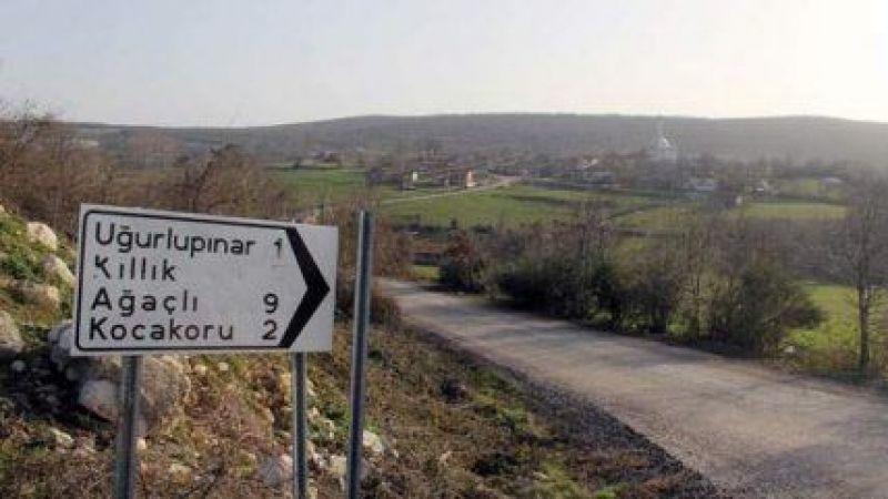 Kocakoru Köyü'nde tedbir karantinası