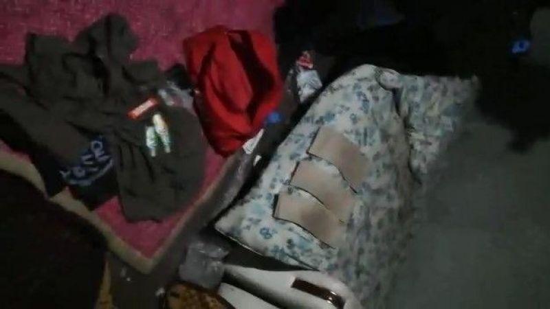 DEAŞ militanı felakete hazırlanıyordu...