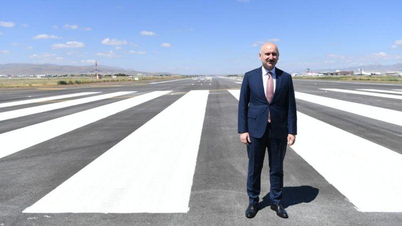 Uçuş trafiği 48 ülke ile devam ediyor