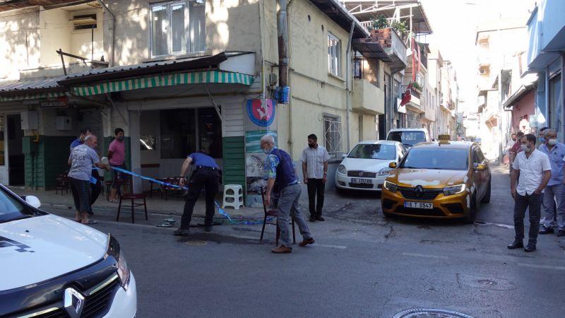 Bursa'da kayınpeder damadını yaraladı