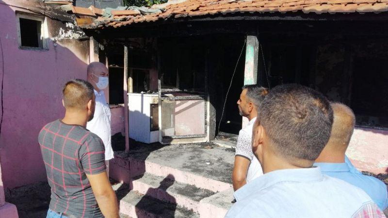 Tekirdağ'daki yangın faciaya neden oldu