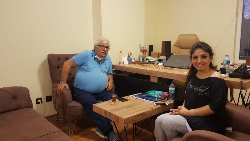 Mehmet Vanlıoğlu'ndan B Gazete'ye ziyaret