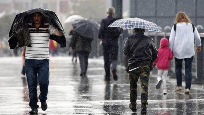 Marmara'da beklenen yağış etkisini gösteriyor.