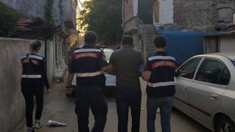 Bir terörist daha Bursa'da yakalandı