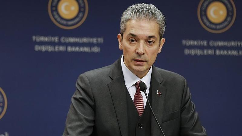 Dışişleri Bakanlığı'ndan Ermenistan'a tepki