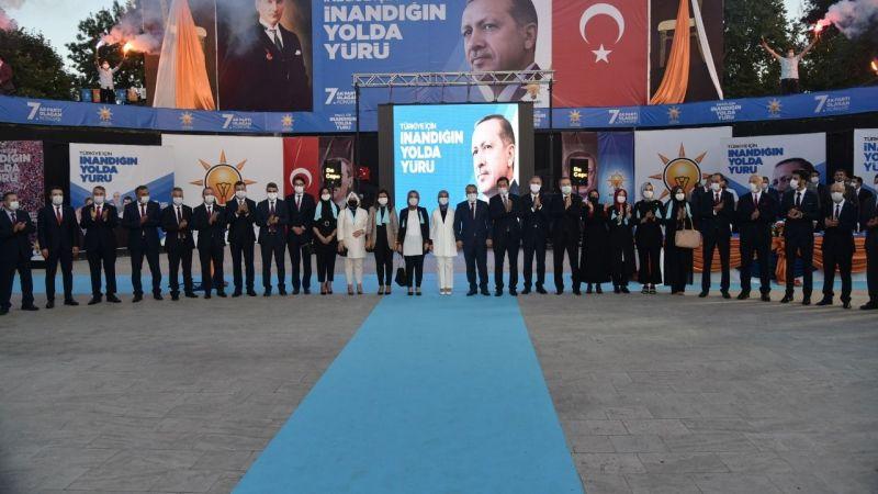 AK Parti kongrelerinde sona doğru