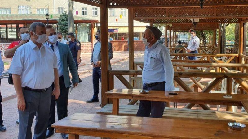Bursa'da kahvehane sahiplerine ceza