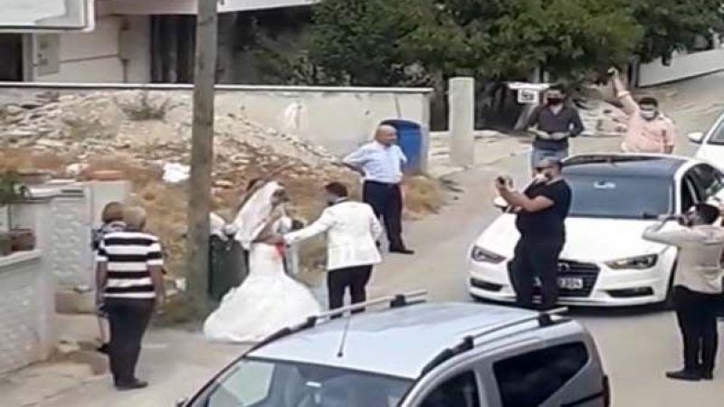 Düğünde silahla ateş edenlere ceza yağdı